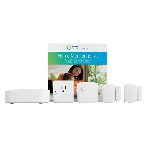 Samsung® SmartThings Home Monitoring Kit - image 1 of 2