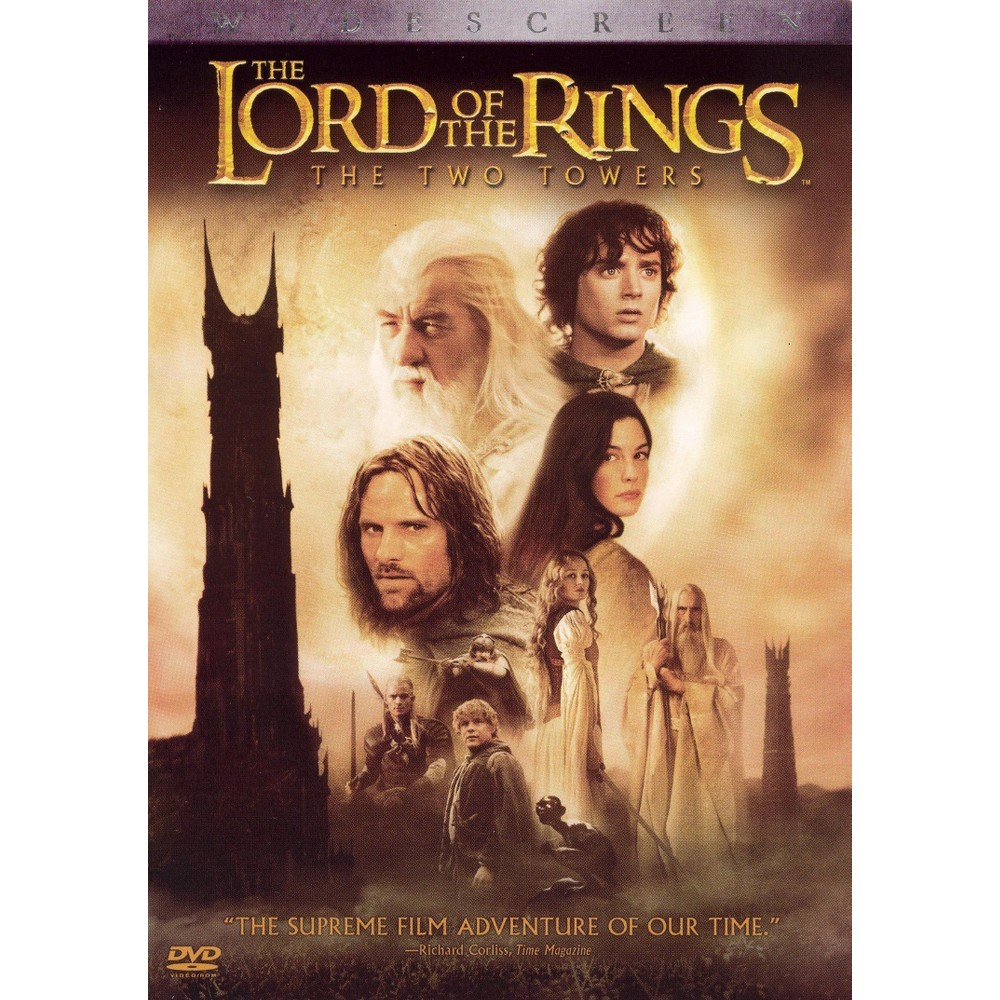 The Lord of the Rings: The Two Towers (WS) (2 Discs) (dvd_video)