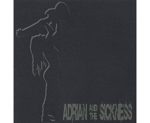 Adrian And The Sickn - Adrian For President (CD) - image 1 of 1