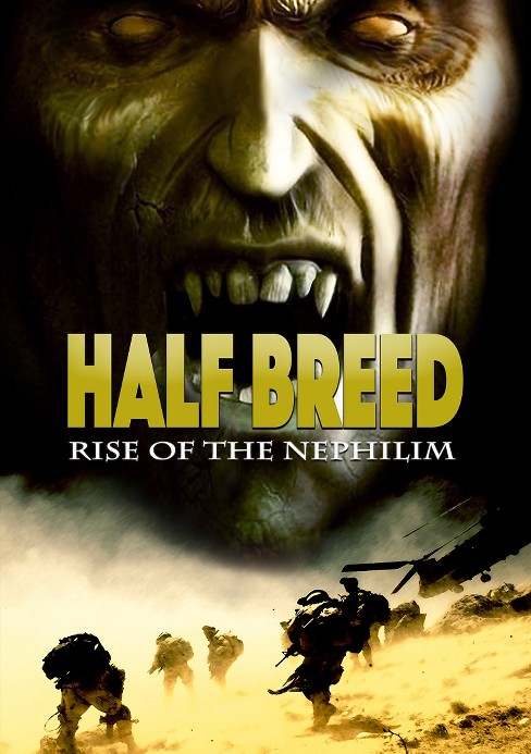 Half breed:Rise of the nephilim (DVD) - image 1 of 1