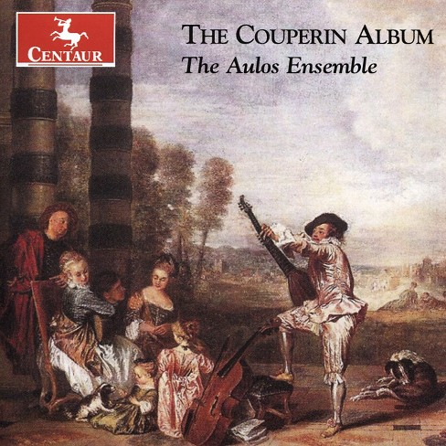 Aulos ensemble - Couperin album (CD) - image 1 of 1