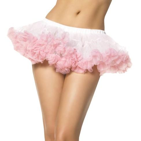 b5ea6f9be9 Women's Petticoat Mini Chiffon Costume : Target