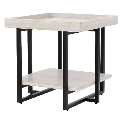 Grislare Rectangular End Table - HOMES: Inside + Out