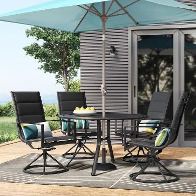 Avalon 5pc Sling Steel Patio Dining Set Project 62 Target