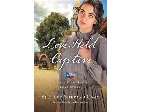Love Held Captive (Paperback) (Shelley Shepard Gray) - image 1 of 1