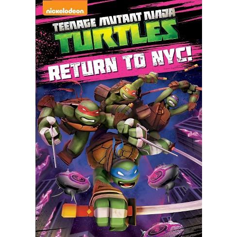 Teenage Mutant Ninja Turtles: Return to NYC! - image 1 of 1
