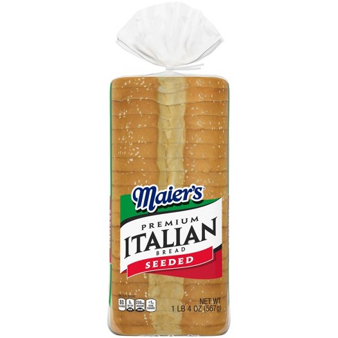 Maier's Italian Seeded Bread - 20oz - image 1 of 4