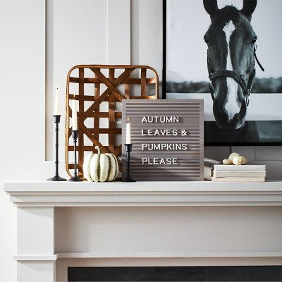 Black & Gray Living Room Décor Collection - Threshold™ : Target