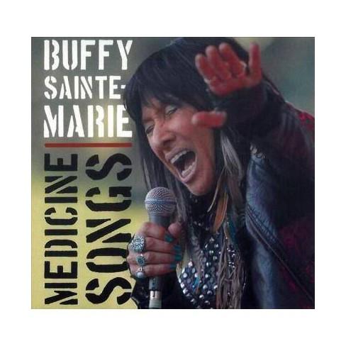 Buffy Sainte-Marie - Medicine Songs (CD) - image 1 of 1