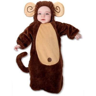 Princess Paradise Infant Sweet Little Monkey Costume(0/6M)