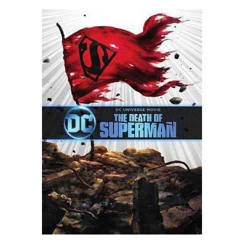 The Death of Superman (DVD) - image 1 of 1