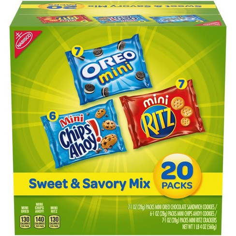 Sweet & Savory Pack - 20ct - image 1 of 4