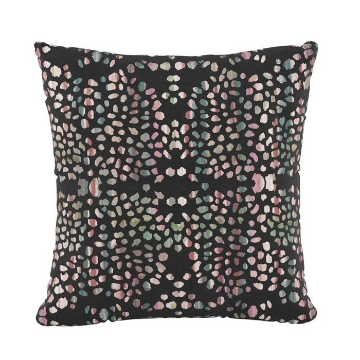 Print Square Throw Pillow - Cloth & Co. - image 1 of 4