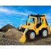 DRIVEN – Toy Digger Truck – Backhoe Loader – Midrange Series - image 3 of 4