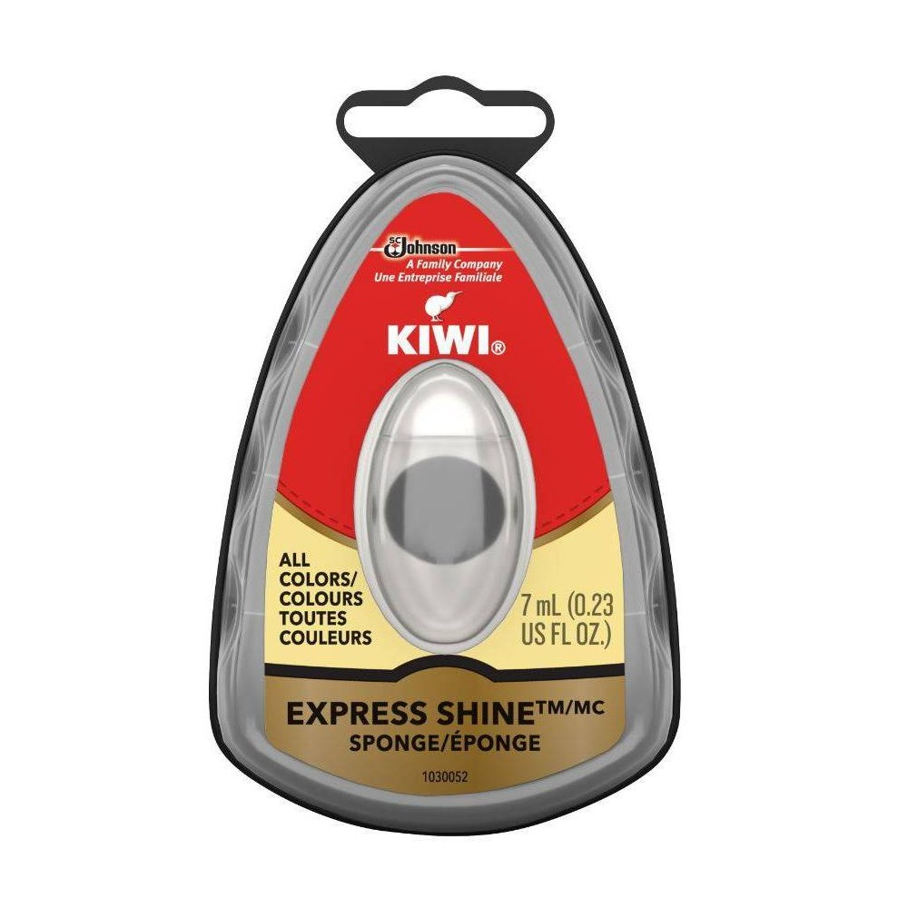 Image of Kiwi Express Shine Sponge - Neutral, Adult Unisex