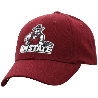 NCAA New Mexico State Aggies Men's Structured Brushed Cotton Hat