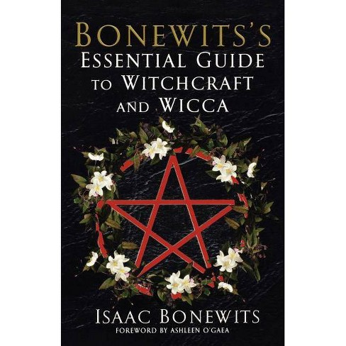 Wicca Christmas.Bonewits S Essential Guide To Witchcraft And Wicca By Isaac Bonewits Paperback
