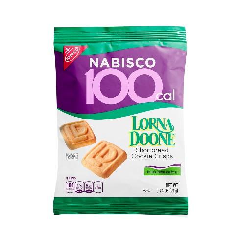 Nabisco 100 Cal Lorna Doone Shortbread Cookie Crisps - 4.4oz - image 1 of 1