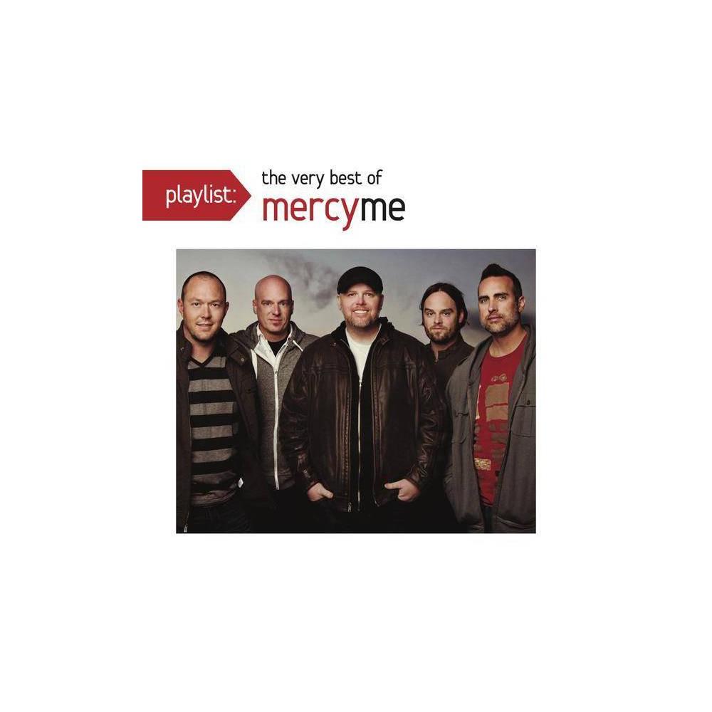 Mercyme Playlist The Very Best Of Mercyme Cd