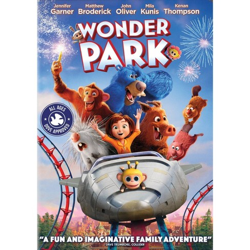 Wonder Park (DVD) - image 1 of 1