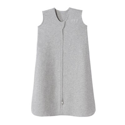 Halo Sleepsack 100% Cotton - Heather Gray L