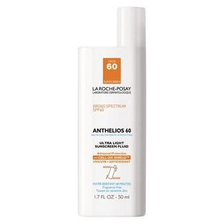 La Roche Posay Anthelios Ultra Light Face Sunscreen-SPF 60- 1.7oz