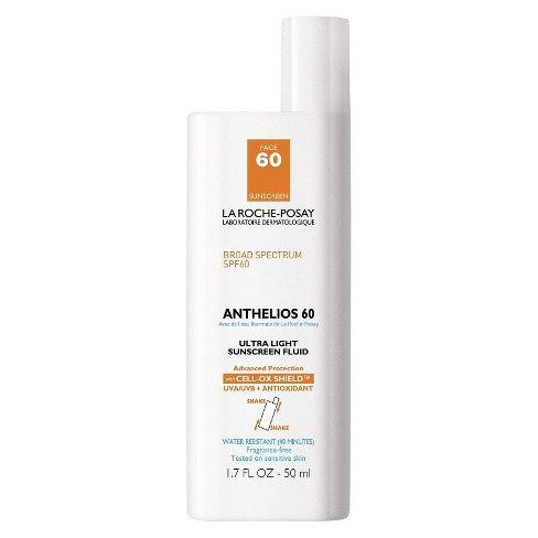 La Roche Posay Anthelios Ultra Light Face Sunscreen-SPF 60- 1.7oz - image 1 of 3