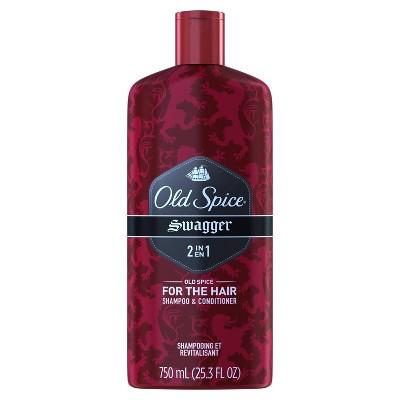 Shampoo & Conditioner: Old Spice