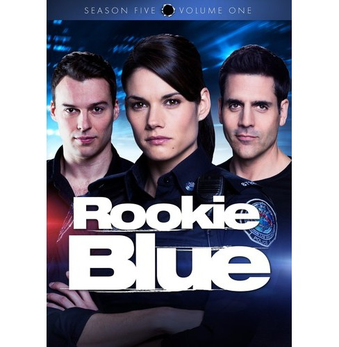 Rookie blue:Season 5 vol 1 (DVD) - image 1 of 1
