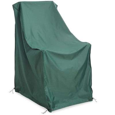 Plow & Hearth - All-Weather Outdoor Furniture Cover for Rocking Chair, Green