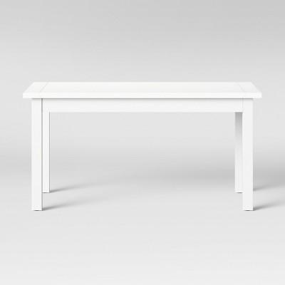 60  Hartland Farm Table White - Threshold™