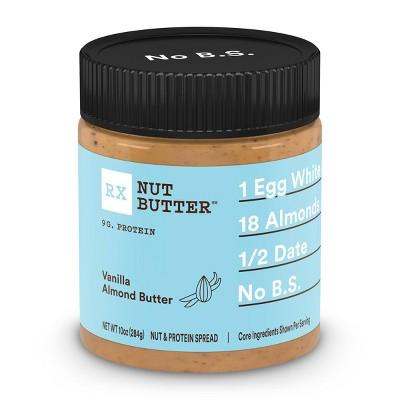 Peanut & Nut Butters: RXBAR Almond Butter