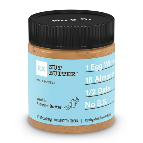 RX Nut Butter Vanilla Almond Butter Spread - 10oz - image 1 of 4