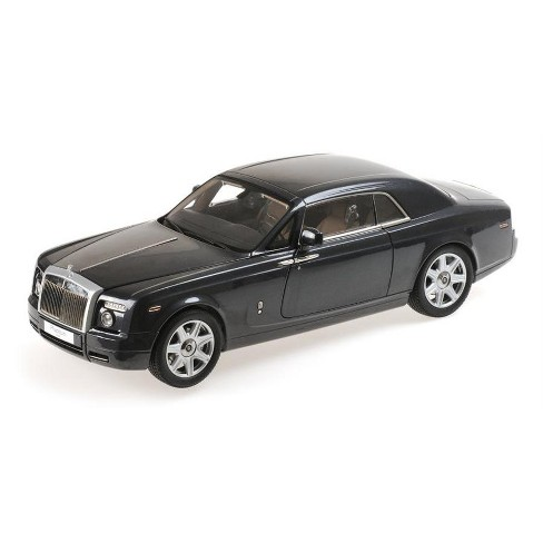 Rolls Royce Phantom Coupe Tungsten 1/18 Diecast Car Model by Kyosho - image 1 of 2