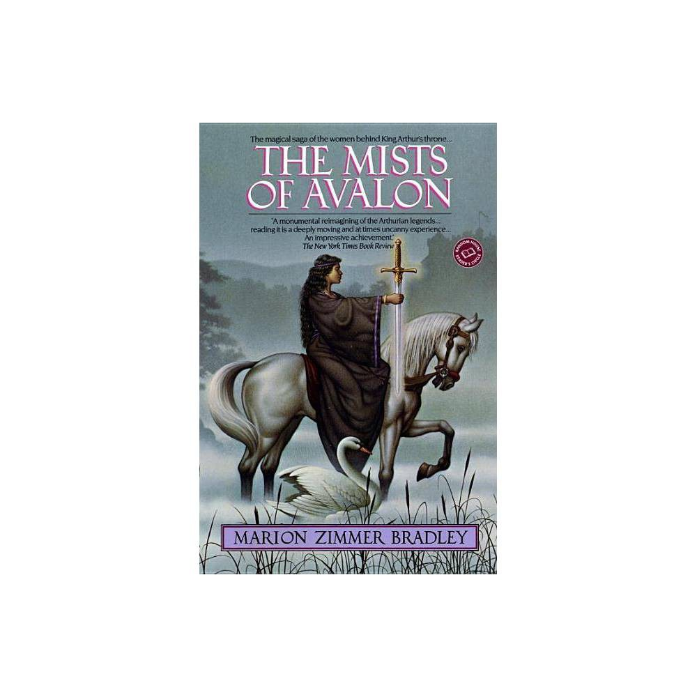 The Mists Of Avalon By Marion Zimmer Bradley Paperback