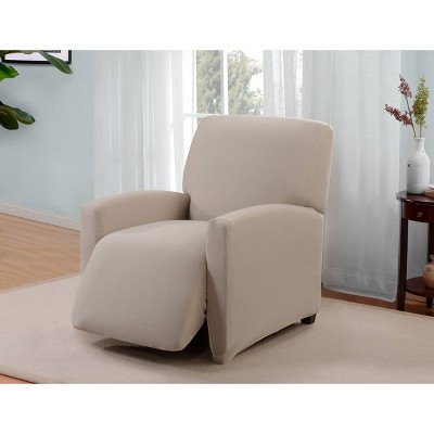Santa Barbara Recliner Slipcover Cream - Kathy Ireland