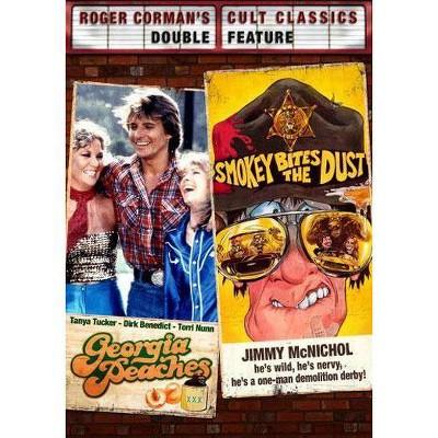 Georgia Peaches / Smokey Bites The Dust / Great Texas Dynamite Chase (DVD)(2011)