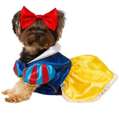 Rubies Snow White Pet Costume