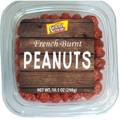 Good Sense French Burnt Peanuts - 10.5oz
