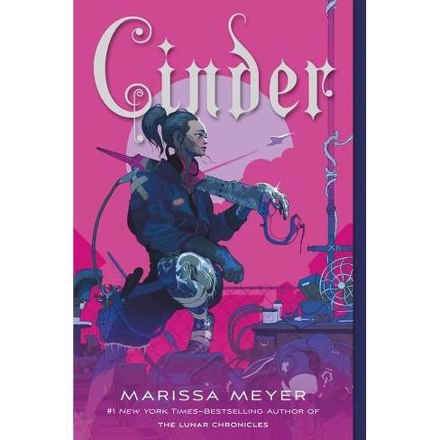 Cinder - (Lunar Chronicles) by  Marissa Meyer (Paperback) - image 1 of 1