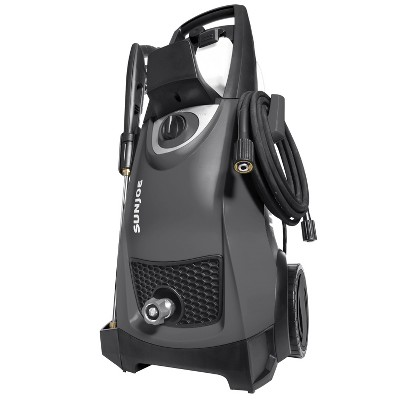 Sun Joe SPX3000-BLK Electric Pressure Washer | 2030 PSI Max | 1.76 GPM | 14.5-Amp | Black.