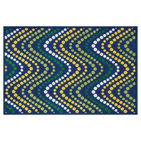 "Loloi Gracie Accent Rug - Blue (2'7""X3'11"") - image 1 of 3"