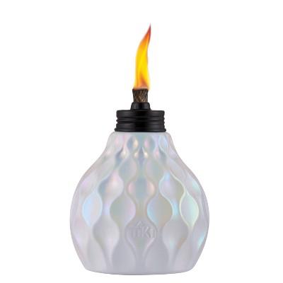 Tabletop Oil Lamp - Tiki