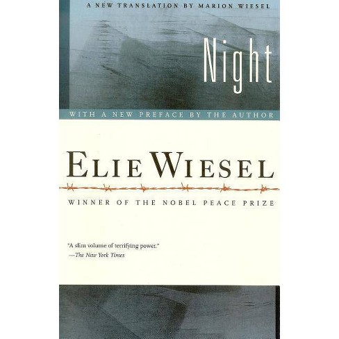 Night - (Oprah's Book Club) by  Elie Wiesel (Hardcover) - image 1 of 1