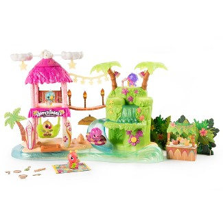 Hatchimals CollEGGtibles Coffret Tropical Party Playset