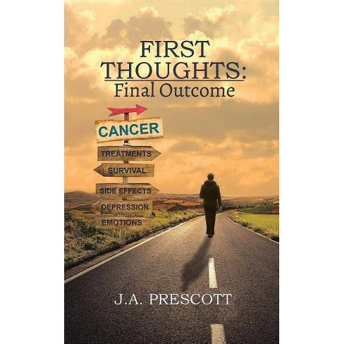 First Thoughts - by  J a Prescott (Paperback) - image 1 of 1