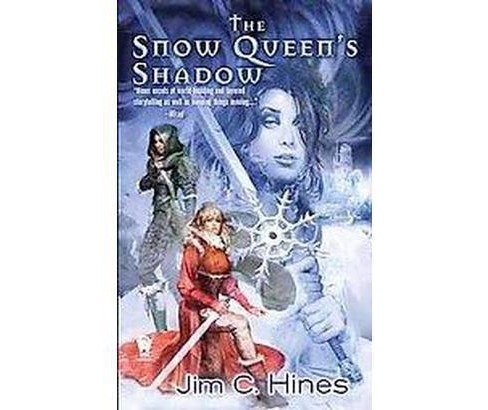 Snow Queen's Shadow (Paperback) (Jim C. Hines) - image 1 of 1