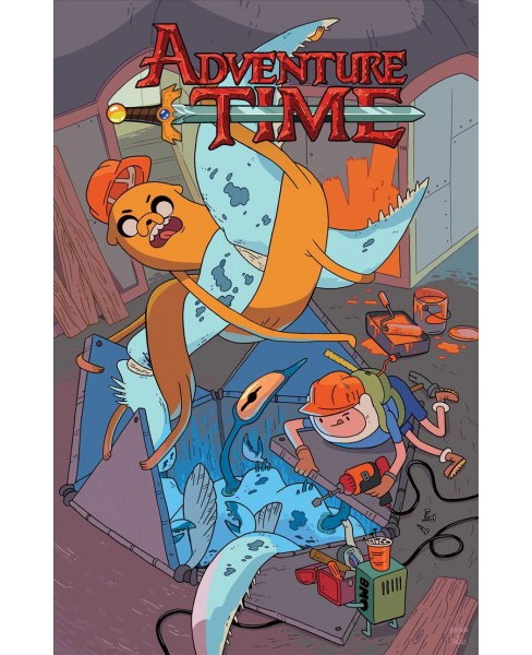 Adventure Time 13 (Paperback) (Christopher  Hastings) - image 1 of 1