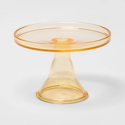 Plastic Cupcake Stand Yellow - Spritz™