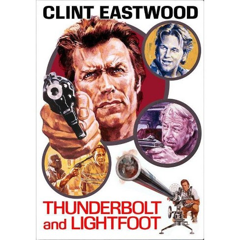 Thunderbolt And Lightfoot (DVD) - image 1 of 1